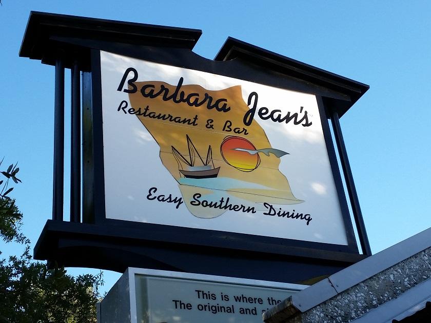 Barbara Jean's, Saint Simons IslandGA