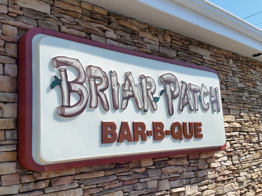 Briar Patch Bar-B-Que, Hiram GA (take two)