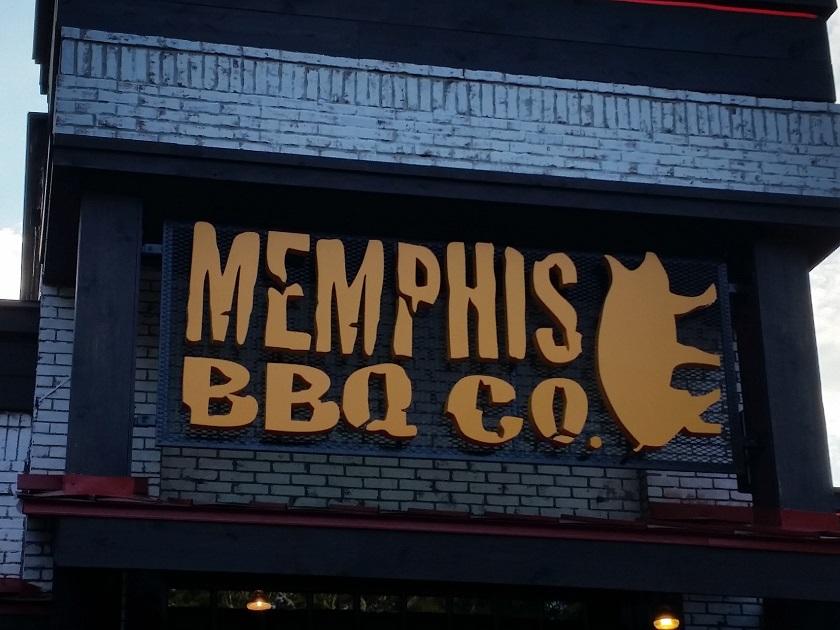 Memphis BBQ Company, Dunwoody GA – Marie, Let's Eat!