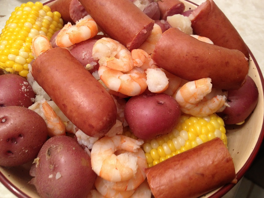 Lowcountry Boil with Penzeys Spices