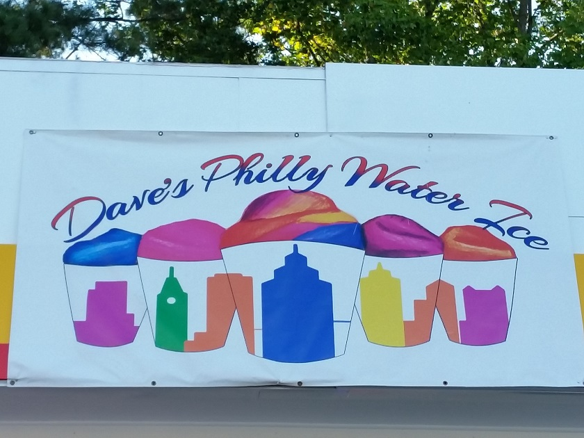 Dave's Philly & Water Ice, Atlanta GA