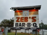 Zeb's Bar-B-Q, Danielsville GA (take two)