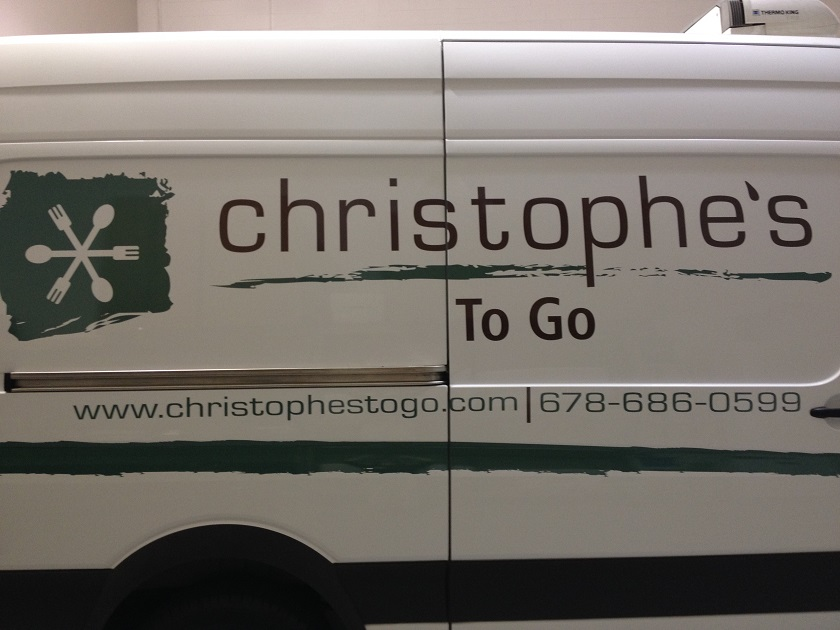The New Kitchen at Christophe's To Go