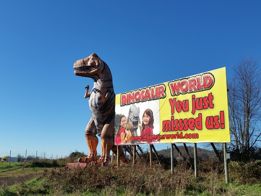 Photo Post 21: Dinosaur World, Cave City KY