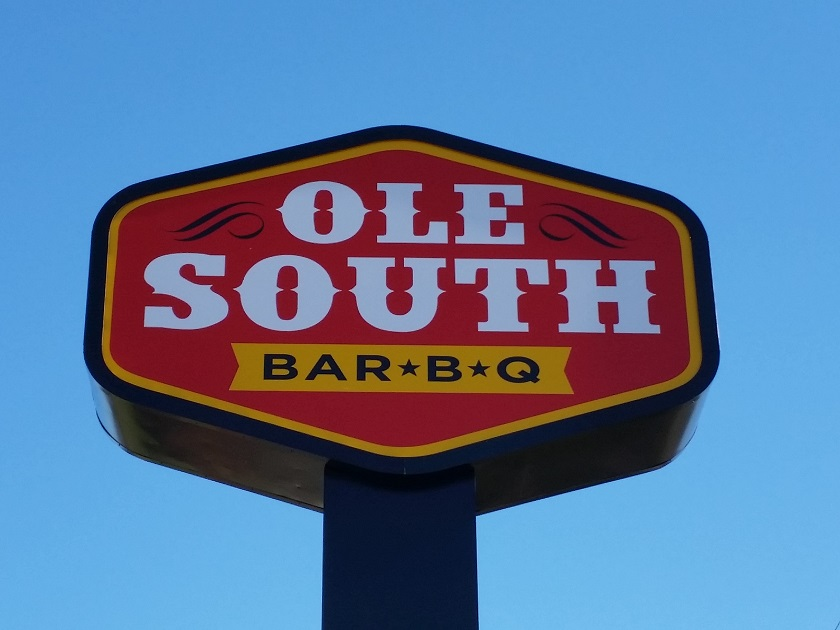 Ole South Bar-B-Q, Owensboro KY