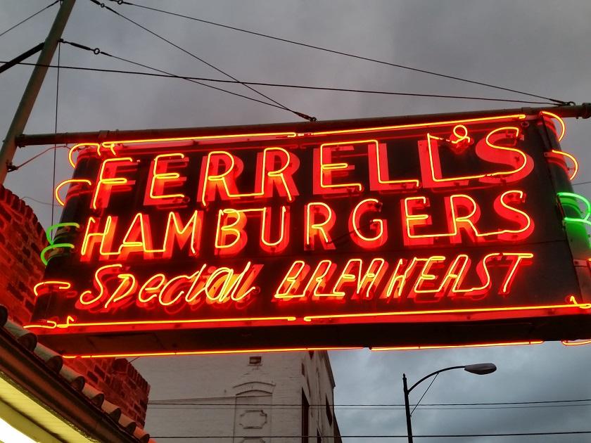 Ferrell's Hamburgers, HopkinsvilleKY
