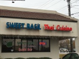 Sweet Basil Thai Cuisine, Chattanooga TN
