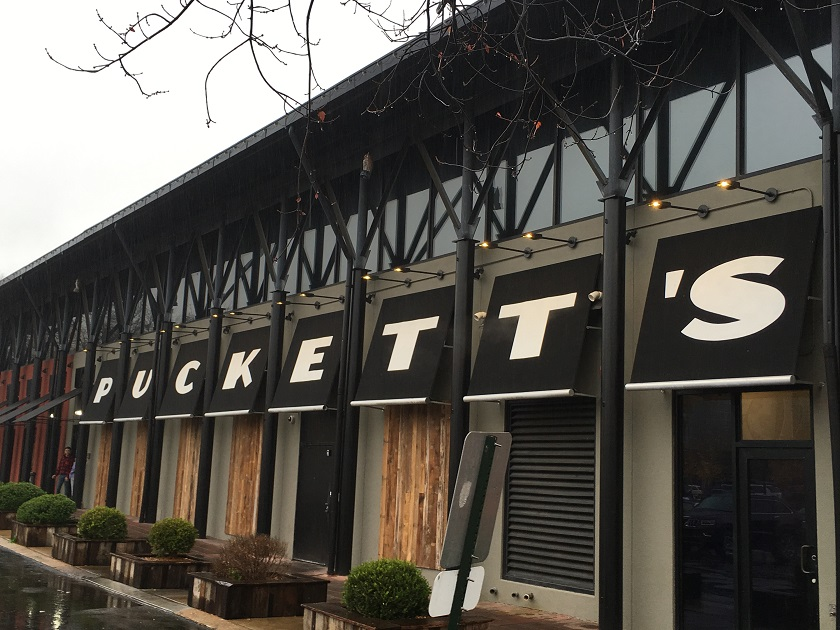 Puckett's Grocery & Restaurant, ChattanoogaTN