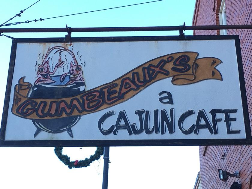 Gumbeaux's Cajun Cafe, DouglasvilleGA