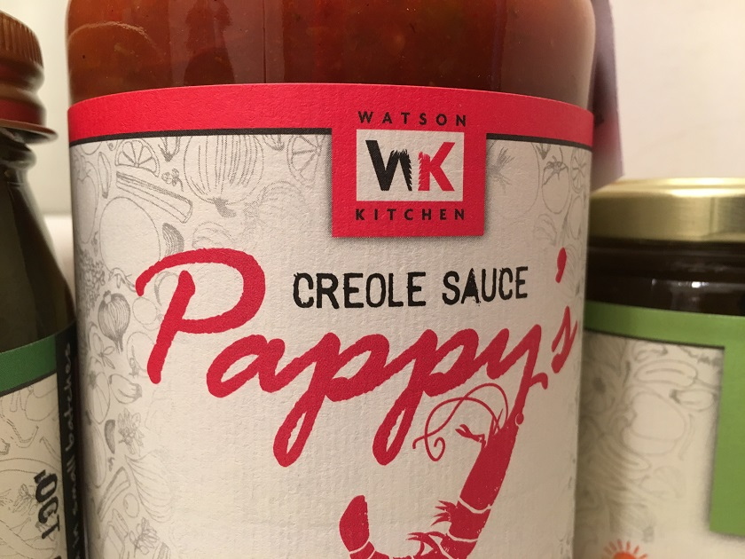 Shrimp Creole with Pappy's Sauce by Watson Kitchen