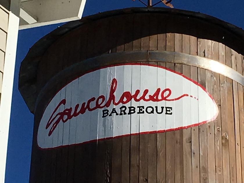Saucehouse BBQ, AthensGA