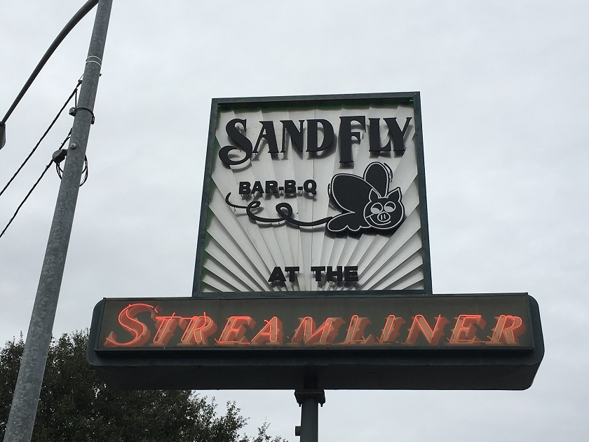 Sandfly Bar-B-Q, Savannah GA