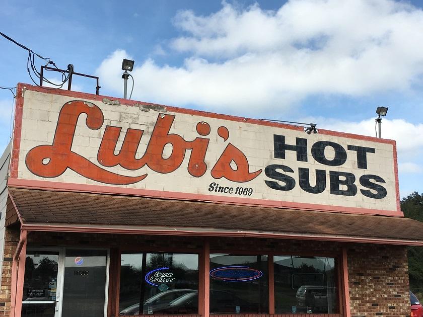 Lubi's Hot Subs, JacksonvilleFL