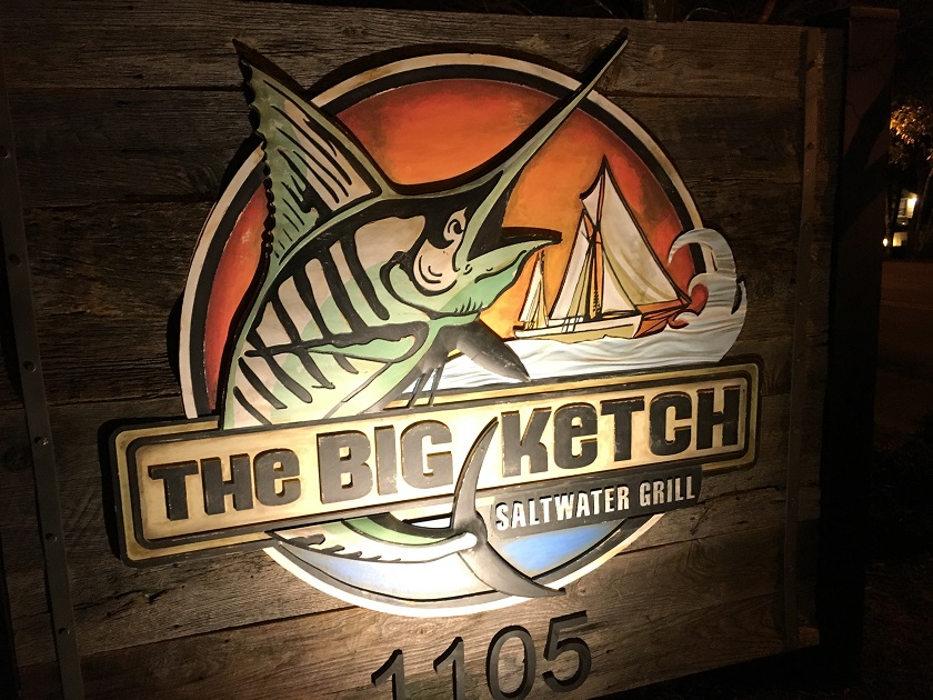 The Big Ketch Saltwater Grill, RoswellGA