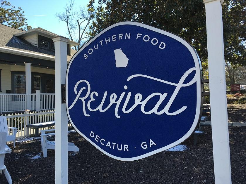 Revival, Decatur GA