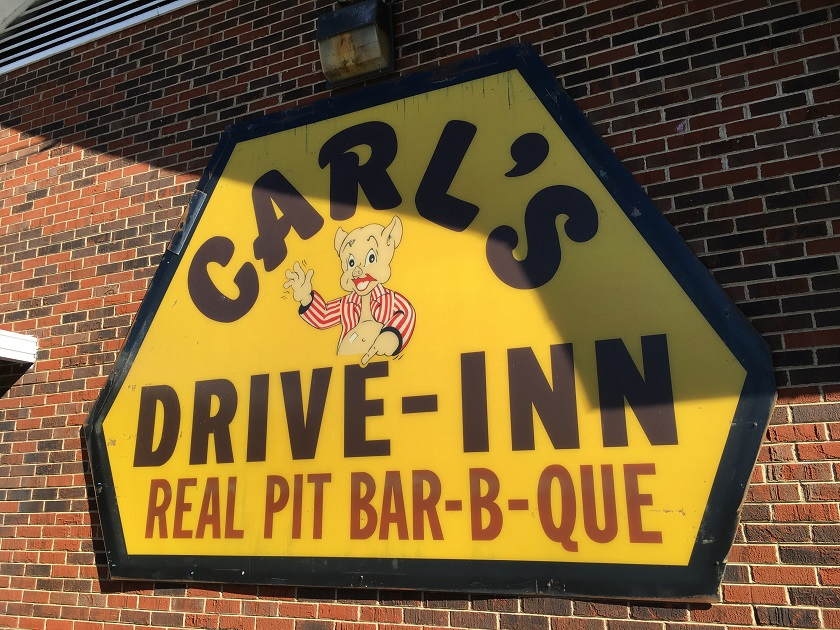Carl's Drive-Inn, LoudonTN