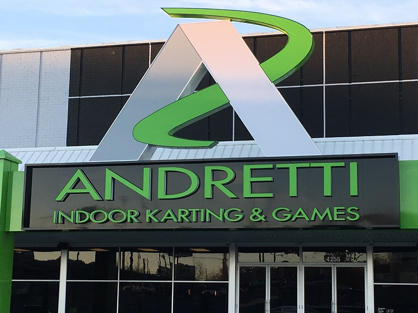 Andretti Indoor Karting, MariettaGA