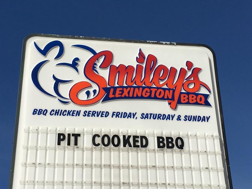 Smiley's Lexington BBQ, LexingtonNC