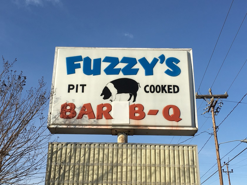 Fuzzy's Bar-B-Q, Madison NC