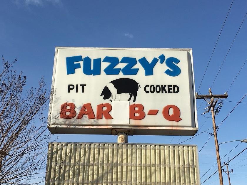 Fuzzy's Bar-B-Q, MadisonNC