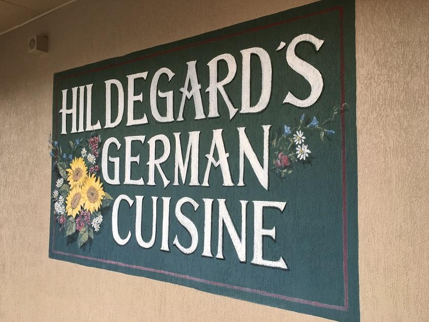 Hildegard's German Cuisine, HuntsvilleAL