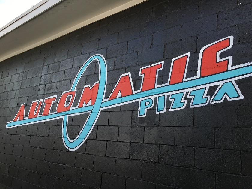Automatic Pizza, AthensGA