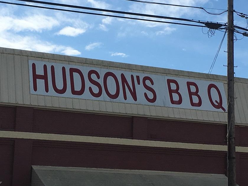 Hudson's BBQ, RobertaGA