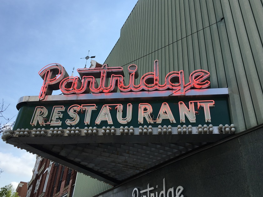The Partridge Restaurant, Rome GA