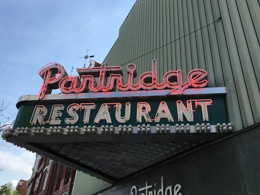 The Partridge Restaurant, RomeGA