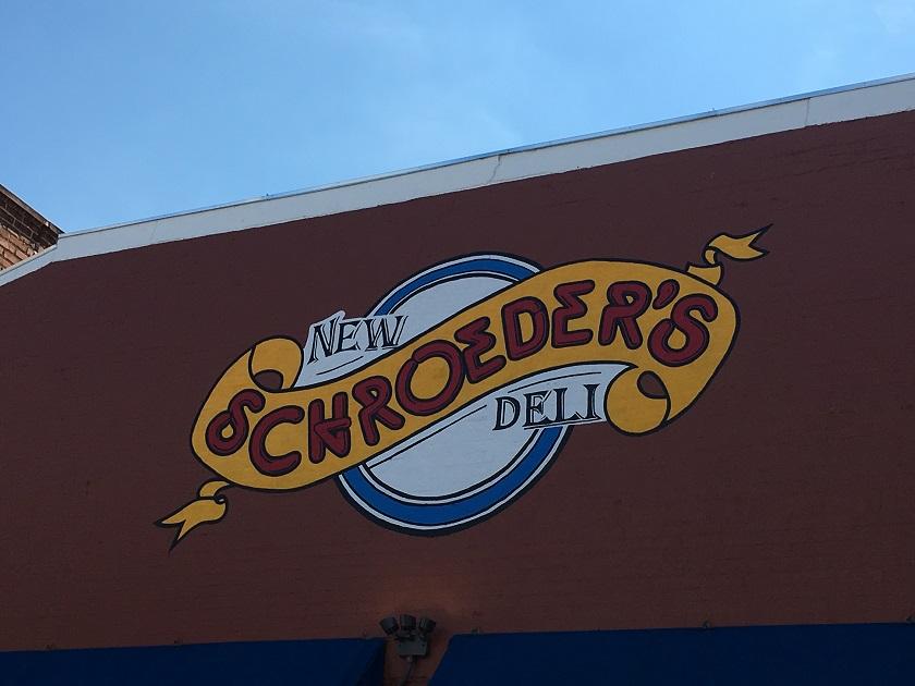 Schroeder's New Deli, RomeGA