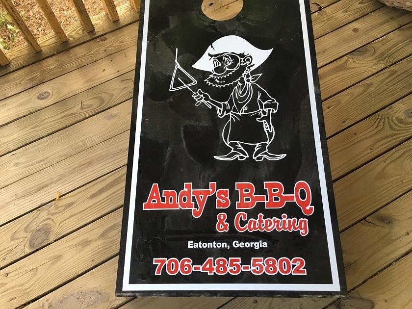 Andy's BBQ, EatontonGA