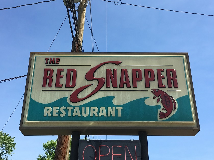 Chapter 1400: The Red Snapper, AtlantaGA