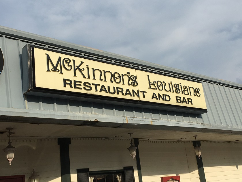 McKinnon's Louisiane, Atlanta GA