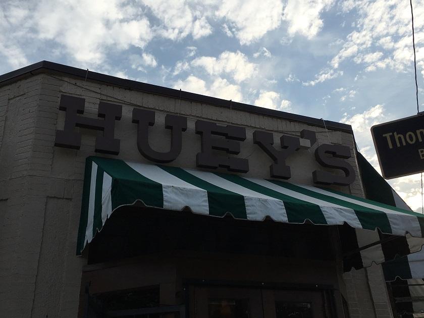 Huey's and Muddy's, MemphisTN