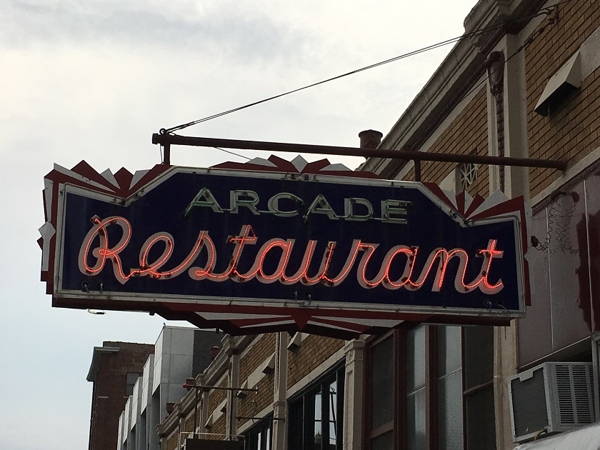 Arcade Restaurant, MemphisTN