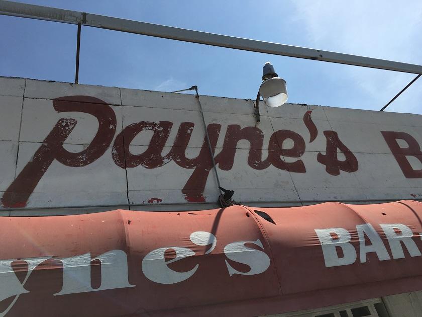 Payne's Bar-B-Q, MemphisTN