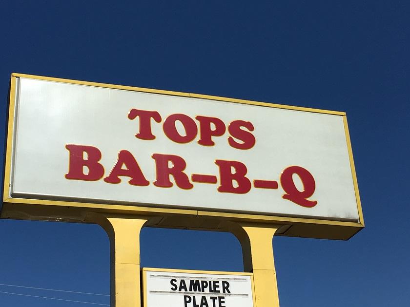 Tops Bar-B-Q, MemphisTN