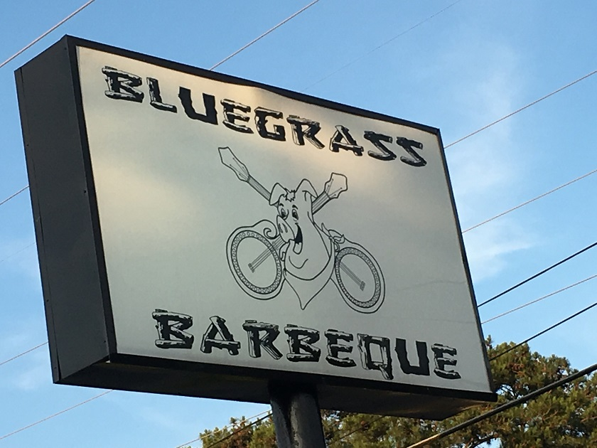 Bluegrass Barbeque, Moody AL