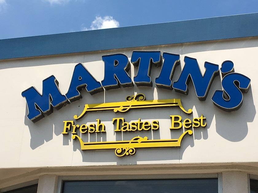Farewell Atlanta 2:Martin's