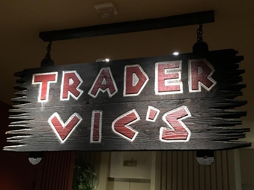 Farewell Atlanta 4: TraderVic's
