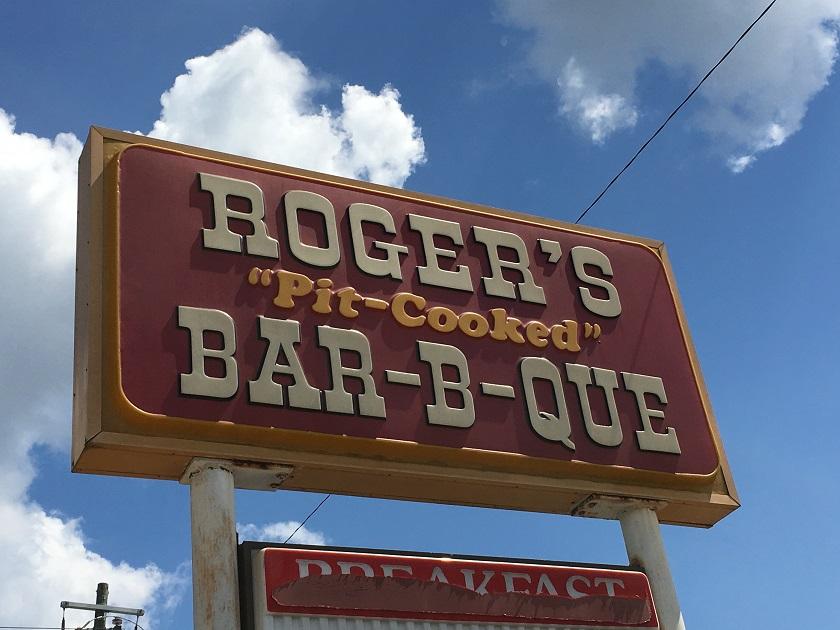 Roger's Bar-B-Que, LaGrangeGA