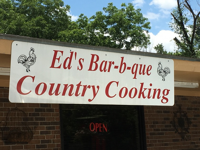 Ed's Bar-B-Que & Country Cooking, Phenix City AL