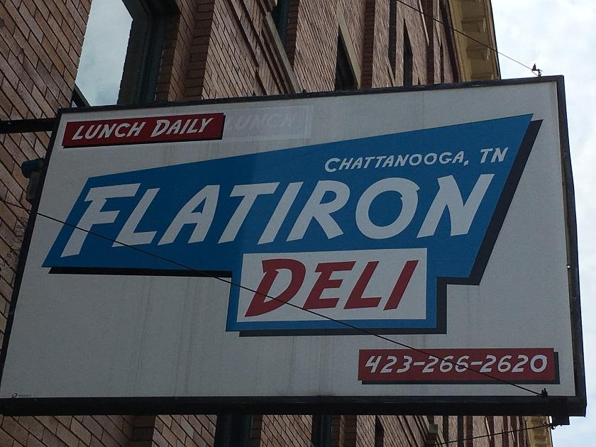 Flatiron Deli, ChattanoogaTN