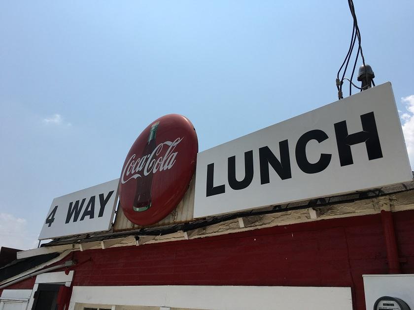 4 Way Lunch, CartersvilleGA