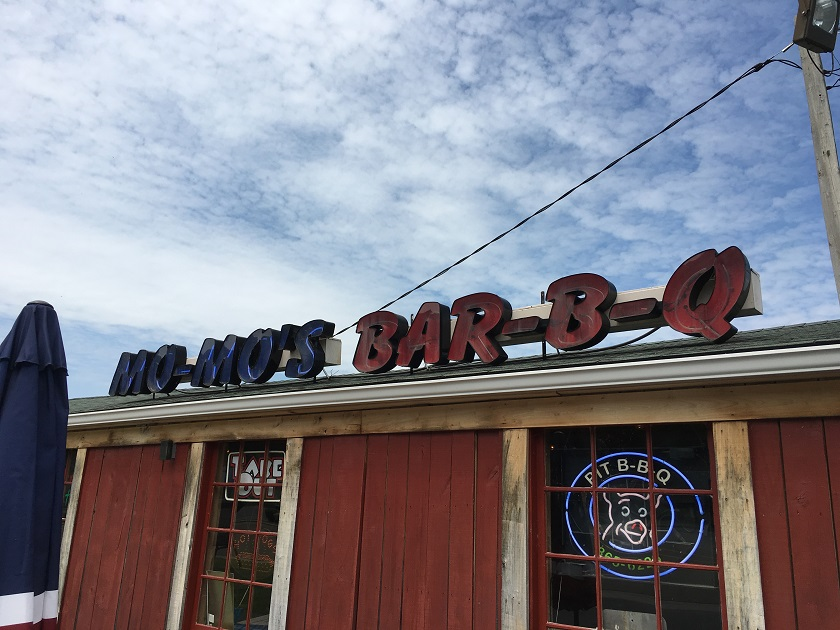 Tennessee Barbecue on US-27