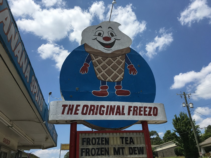 The Original Freezo, Knoxville TN