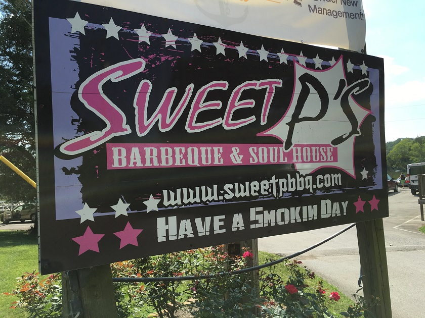 Sweet P's Barbeque and Soul House, Knoxville TN