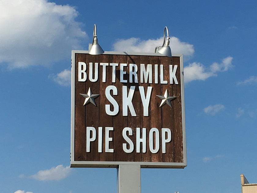 Buttermilk Sky Pie Shop, Knoxville TN