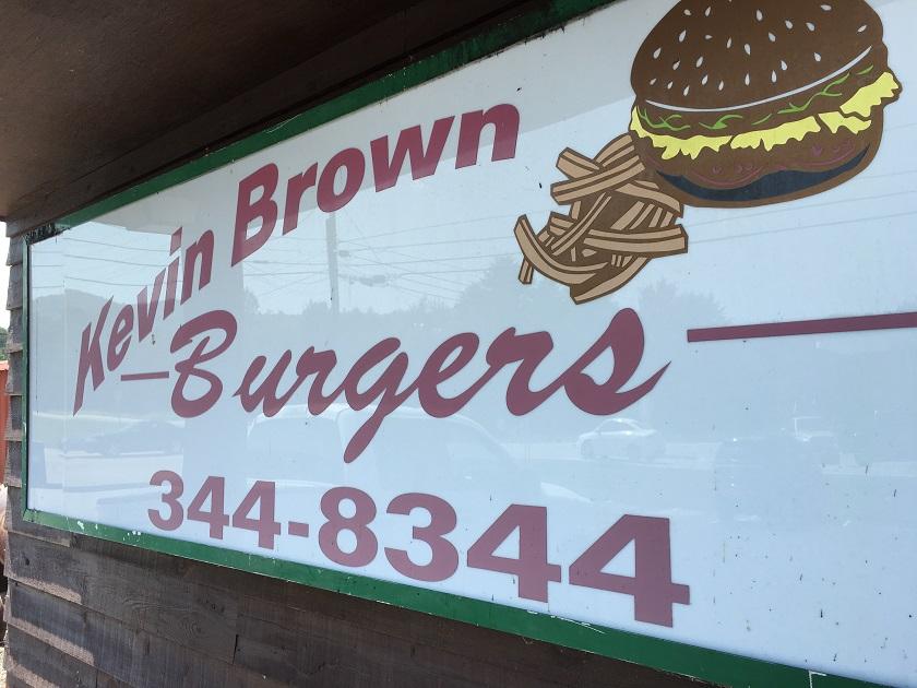 Kevin Brown's Burgers & Bar-B-Q, Ooltewah TN (taketwo)