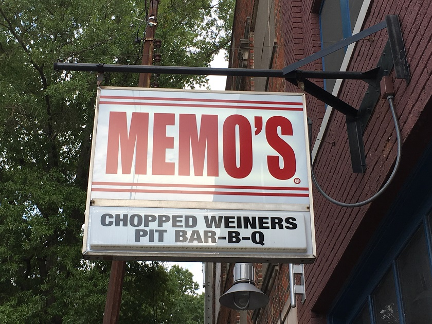 Memo's Chopped Weiners, Chattanooga TN